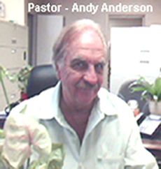 Pastor Andy Anderson